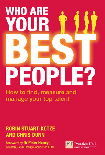 Who Are Your Best People